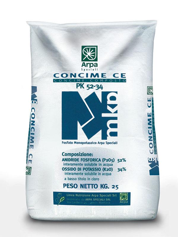 Concime Fosfato Monopotassico PK52-34